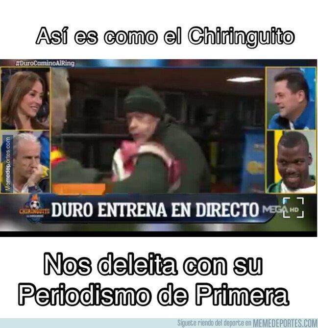 1093210 - El Chiringuito sigue a lo suyo