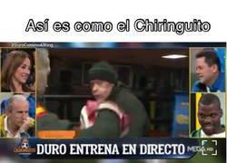 Enlace a El Chiringuito sigue a lo suyo