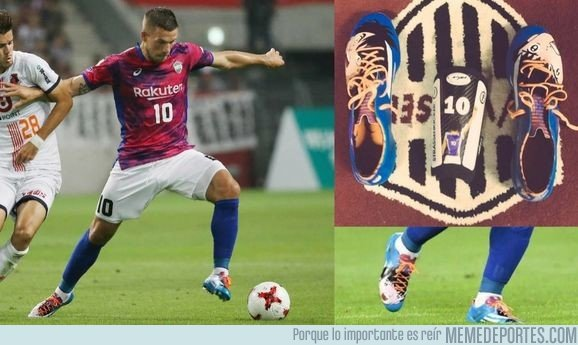 1093242 - Las épicas botas que va a sacar Adidas basadas en la serie 'Oliver y Benji' para el Mundial de Clubes