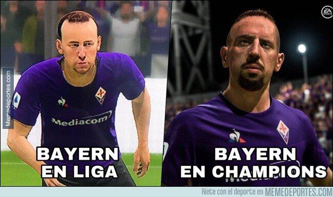 1093257 - Bayern en liga y champions