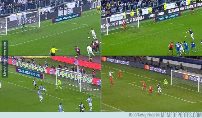 1093267 - Los últimos 4 goles de Cristiano con la Juvenutus ¡En 2 meses! If I speak...
