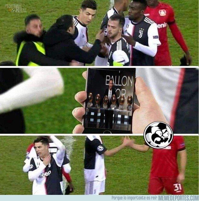 1093322 - La verdader razon por la que Ronaldo se enfadó con él