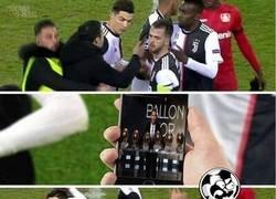 Enlace a La verdader razon por la que Ronaldo se enfadó con él
