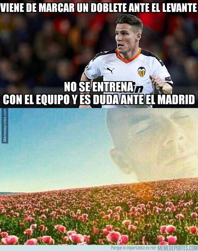 1093338 - La flor de Zidane vuelve en forma de bajas para el rival