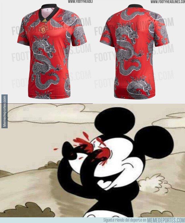 1093353 - La nueva camiseta del United en honor al Año Nuevo Chino