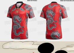 Enlace a La nueva camiseta del United en honor al Año Nuevo Chino