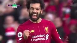 Enlace a La última maravilla de Salah en forma de gol que está dando la vuelta al mundo