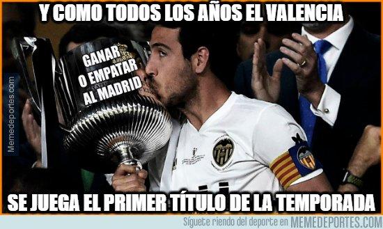1093562 - El Valencia a por el primer título
