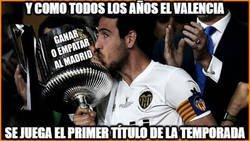 Enlace a El Valencia a por el primer título