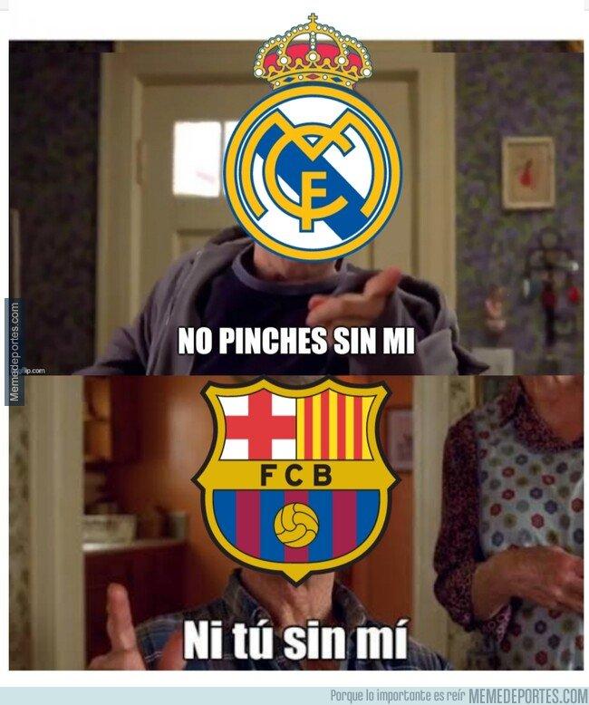 1093588 - Real Madrid y Barcelona en lo que va de la temporada