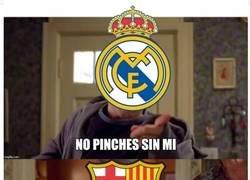Enlace a Real Madrid y Barcelona en lo que va de la temporada