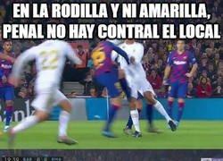 Enlace a El VAR y el árbitro 0,  Real Madrid 0