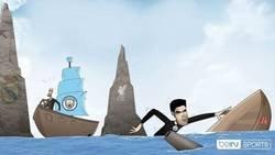 Enlace a Arteta cambia de barco, por @footytoonz