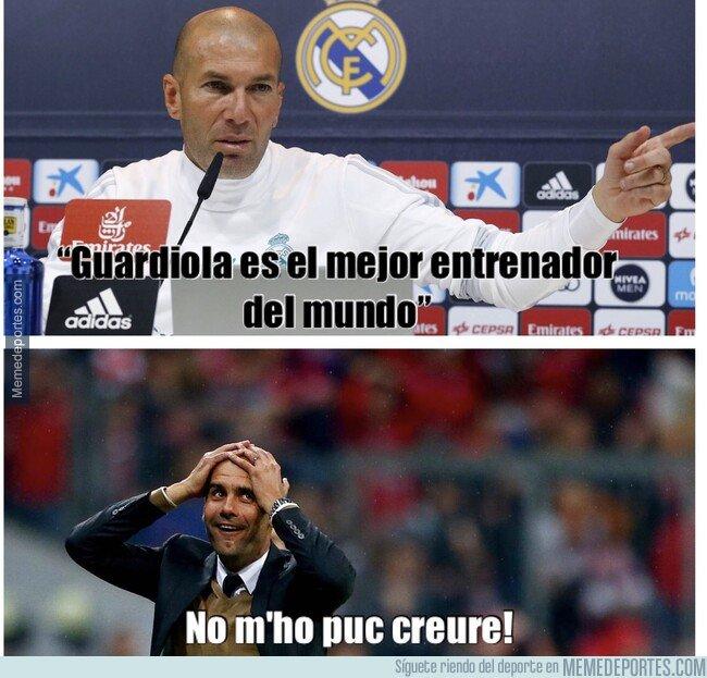 1094101 - ¡¿Pero Zidane?!