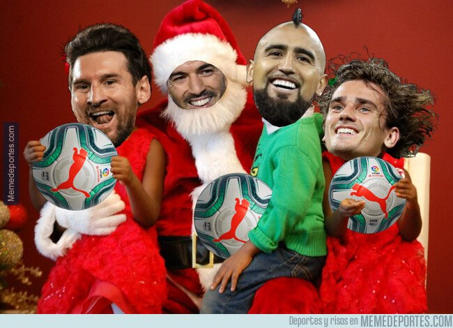 1094133 - Luisito Noel reparte asistencias para todos en Navidad