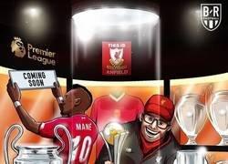 Enlace a El Liverpool cierra un año para el recuerdo, por @brfootball