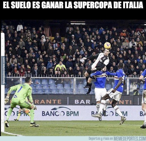 1094222 - Cristiano demostrando que llegó a revolucionar la Serie A y a la Juve dándoles un nuevo título