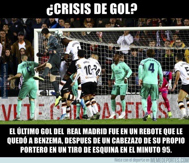 1094235 - Crisis de pegada en el Madrid