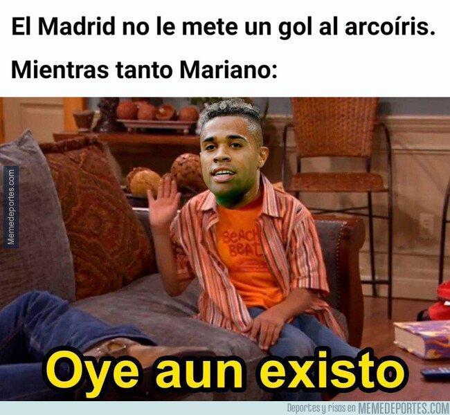 1094254 - El Madrid busca gol teniendo gol en el ostracismo