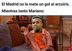 Enlace a El Madrid busca gol teniendo gol en el ostracismo