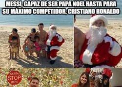 Enlace a Es que no hay quien lo supere, es simplemente Messi...