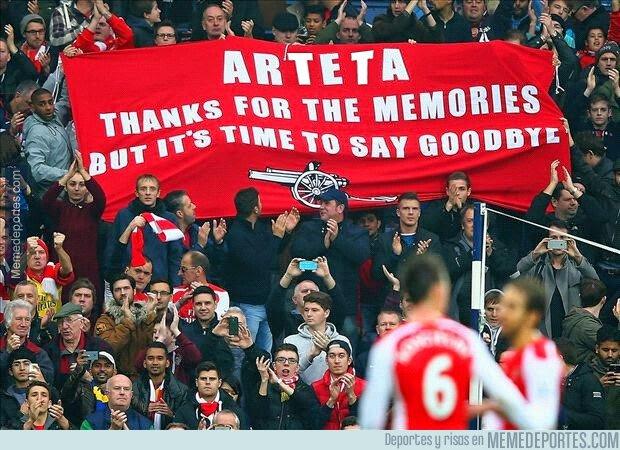 1094416 - Hoy debuta Arteta, que emoción...