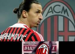 Enlace a Un buen reto para Zlatan