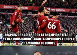 Enlace a La temporada del Liverpool, el mejor equipo del mundo