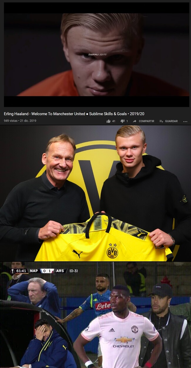 1094602 - Se les ha adelantado el Dortmund