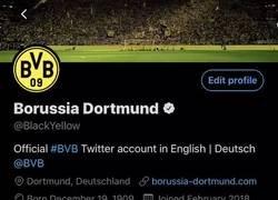 Enlace a La troleada espectacular del Borussia Dortmund al Manchester United y Juventus tras fichar a Håland