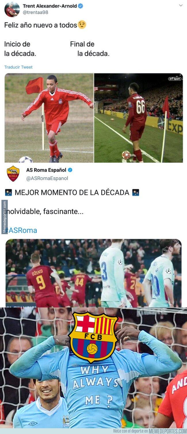 1094741 - Todos se acuerdan del Barça rememorando la década