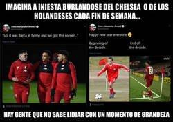 Enlace a El título del Liverpool no fue la Champions, fue un córner contra el Barça