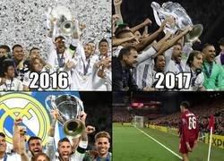 Enlace a Los últimos 4 títulos del Madrid