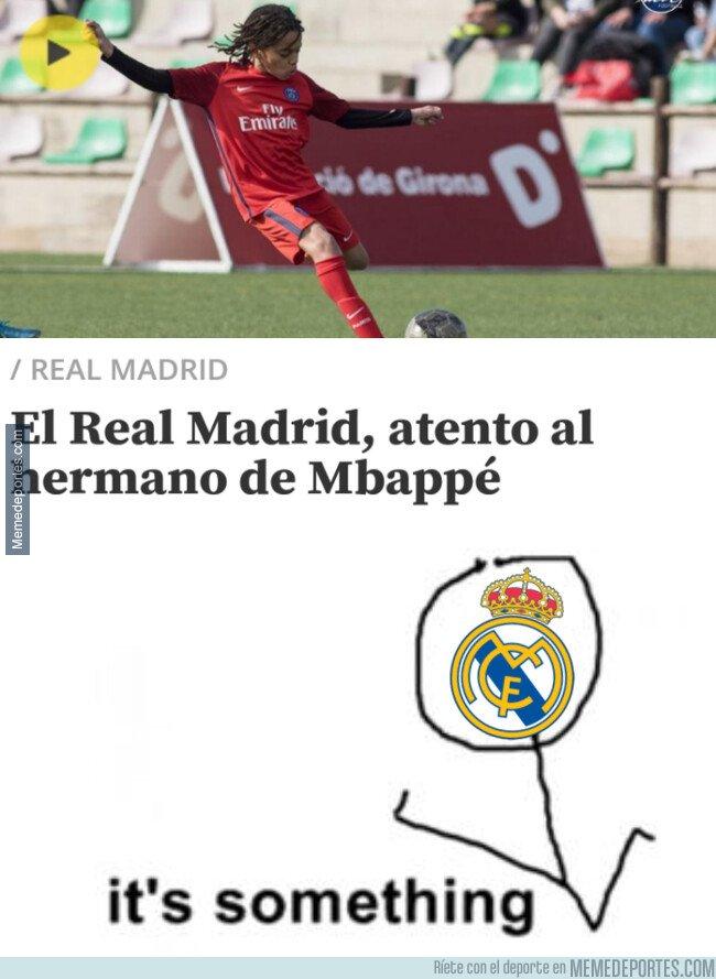 1094886 - Algo es algo dijo un calvo (concretamente Zidane)