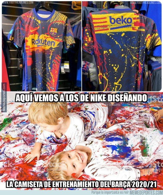 1094937 - Una vez pinté mi casa y acabé con la camiseta del Barça