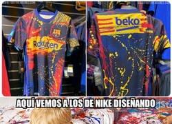 Enlace a Una vez pinté mi casa y acabé con la camiseta del Barça