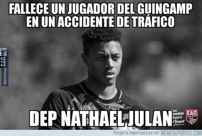 1095004 - Descansa en paz, Nathael Julan