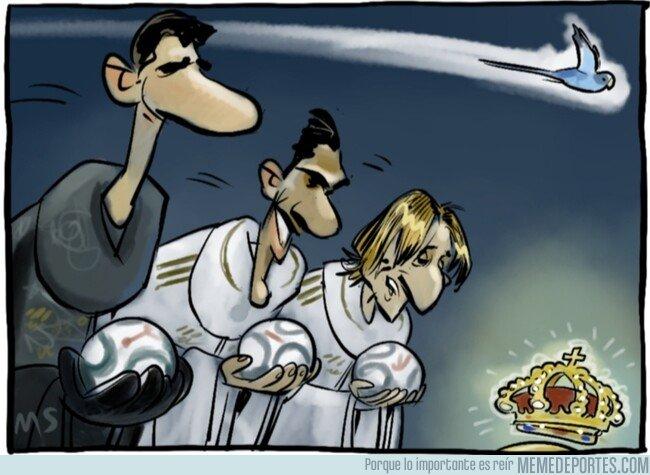 1095103 - Los reyes se portan bien con el Madrid, por @yesnocse