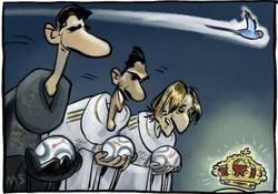 Enlace a Los reyes se portan bien con el Madrid, por @yesnocse