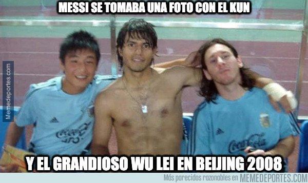 1095106 - Wu Lei y Messi se vuelven a encontrar