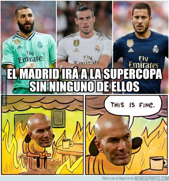 1095160 - El Madrid sigue con su mal racha de lesiones