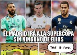 Enlace a El Madrid sigue con su mal racha de lesiones
