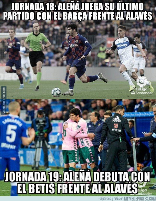 1095215 - Aleñá se enfrentó al Alavés dos jornadas consecutivas