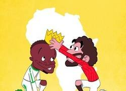 Enlace a Mané se corona como jugador africano del año, por @goalglobal