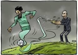 Enlace a Zidane ha sabido recuperar al genio de Isco, por @yesnocse