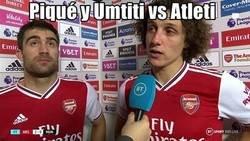 Enlace a Al menos David Luiz se manda un pelazo