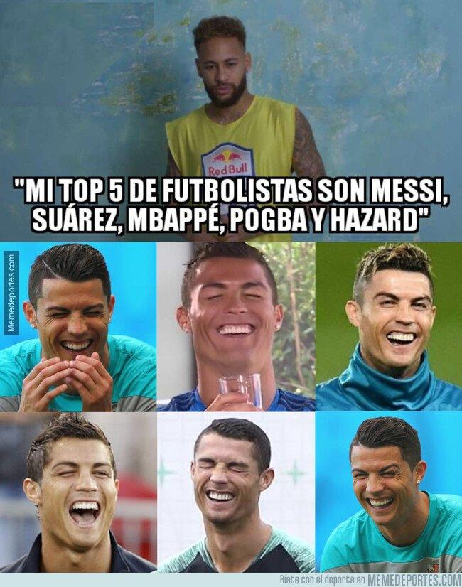 1095498 - Creo que Neymar olvidó a alguien en su top 5
