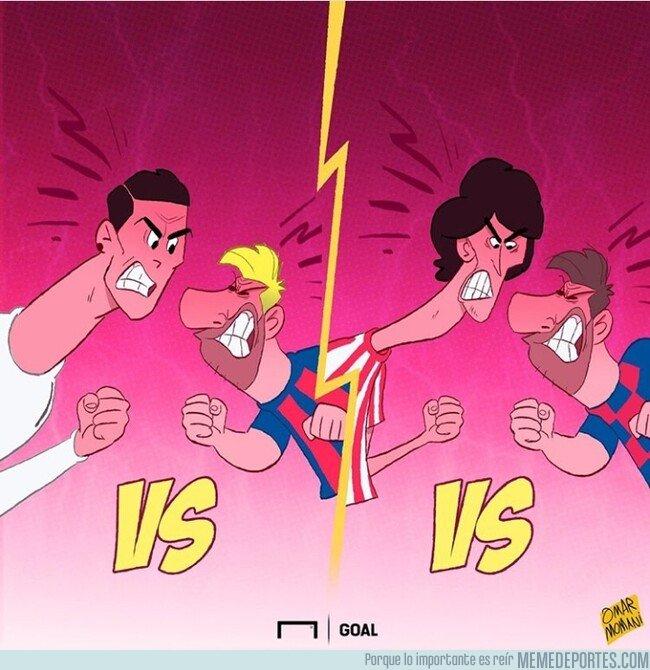 1095502 - Messi tiene una nueva rivalidad portuguesa en La Liga, por @goaglobal