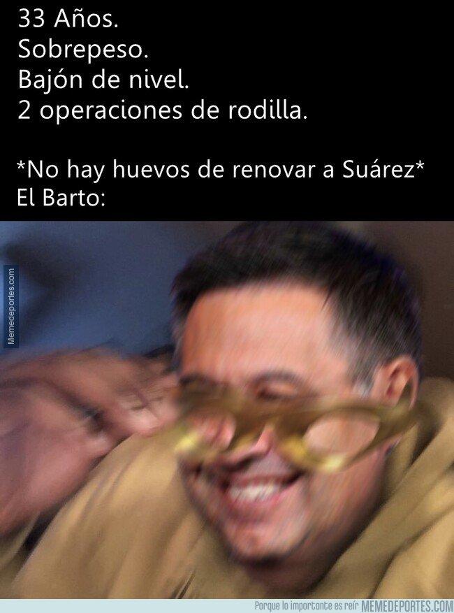 1095517 - La renovación de Suárez