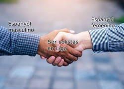 Enlace a Las chicas del Espanyol tampoco están teniendo un buen año
